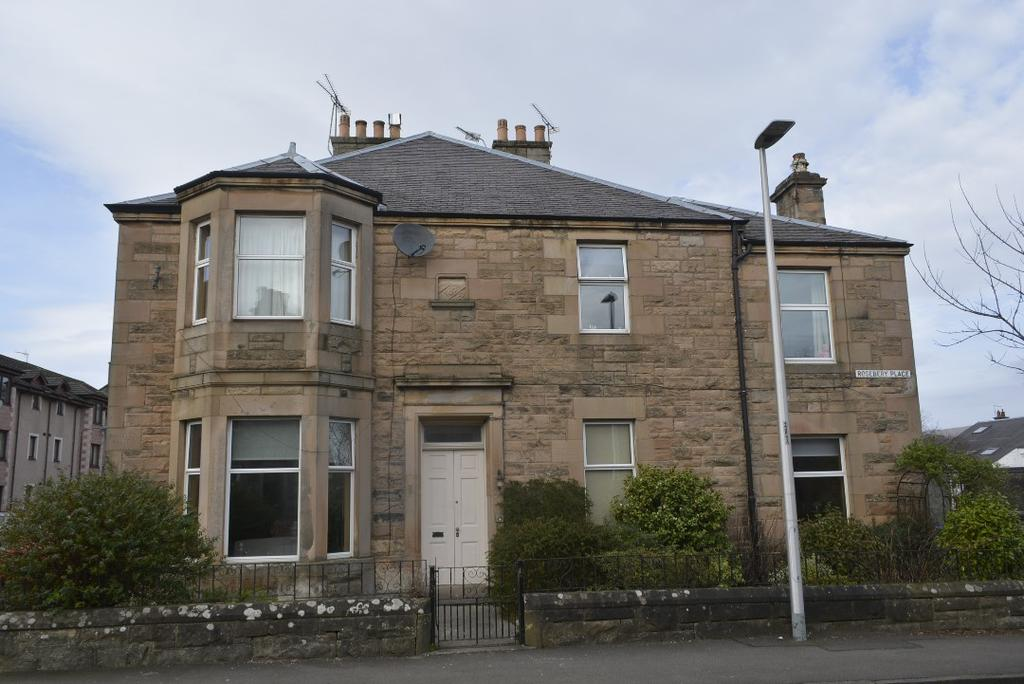 5 Bedrooms End Of Terrace House for sale in Rosebery Place, Riverside, Stirling, FK8 1UQ