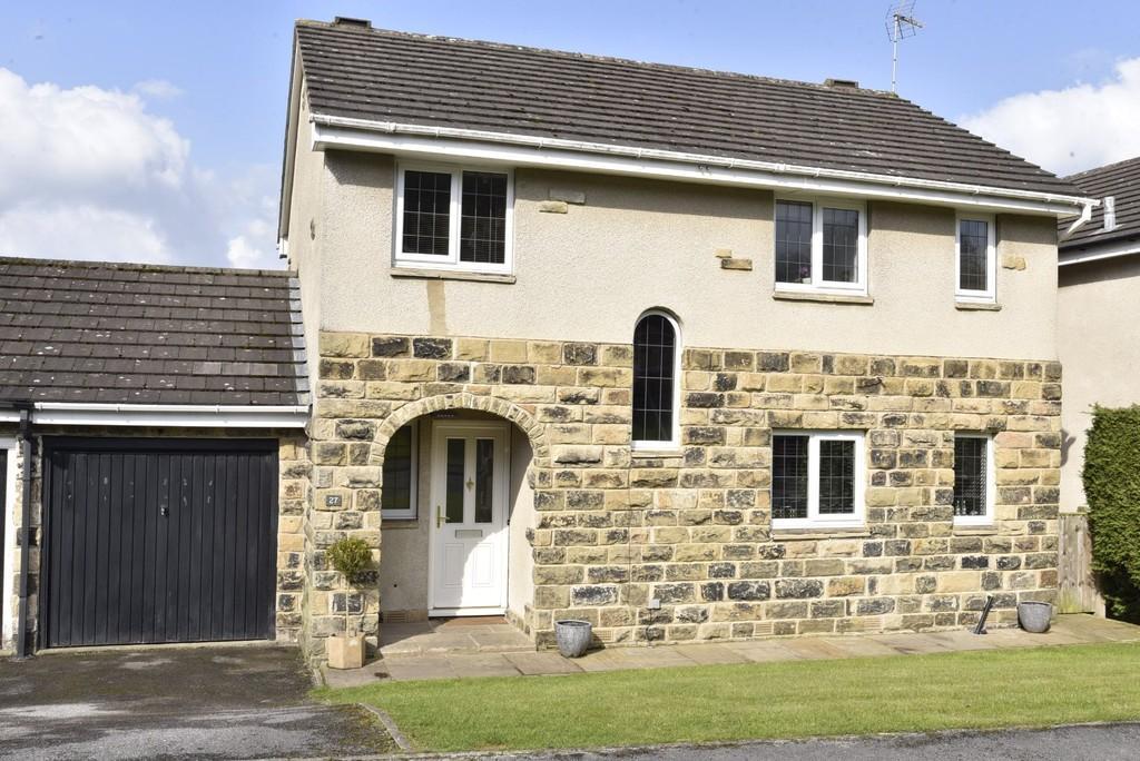 4 Bedrooms Detached House for sale in Oakdale Glen, Harrogate