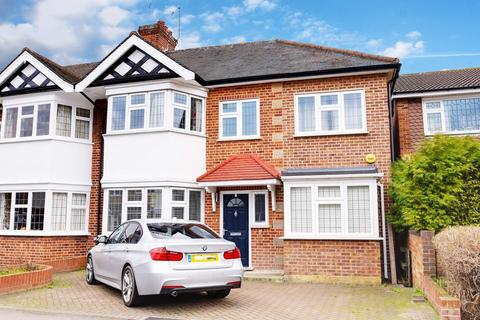 4 bedroom semi-detached house to rent - Limes Avenue, Wanstead
