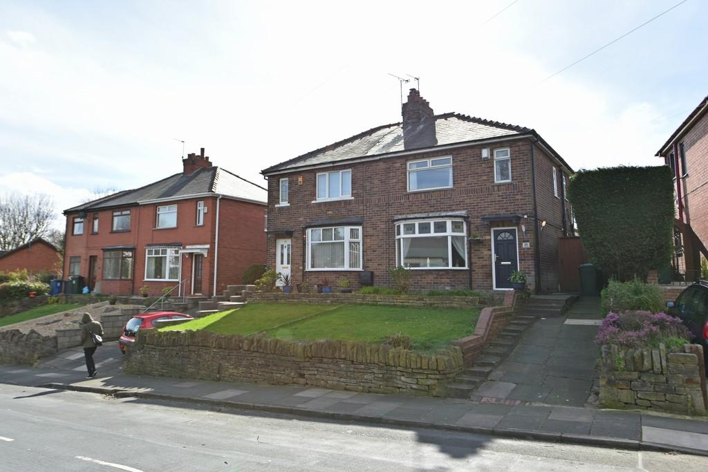 2 Bedrooms Semi Detached House for sale in Wigan Road, Old Skelmersdale