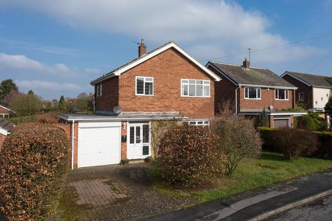 3 bedroom detached house for sale - Easthorpe Drive, Nether Poppleton, York, YO26