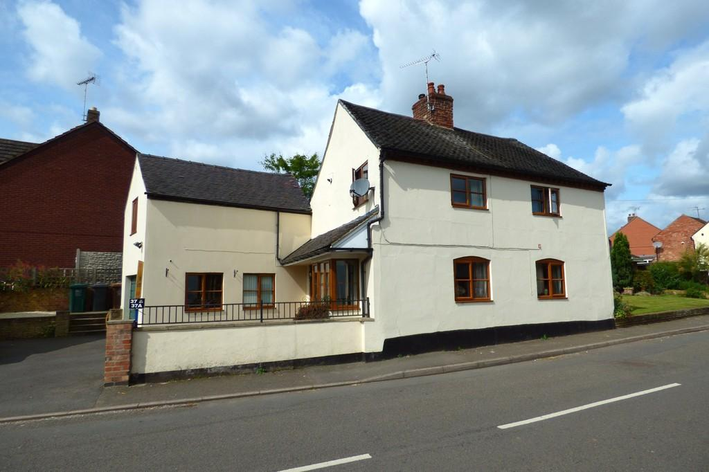 4 Bedrooms Cottage House for sale in Main Street, Netherseal