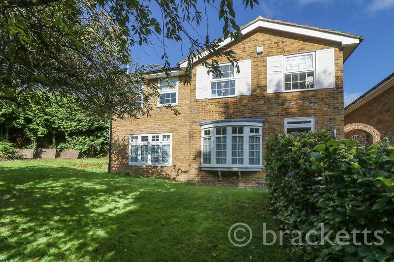4 Bedrooms Detached House for sale in Cleveland, Tunbridge Wells