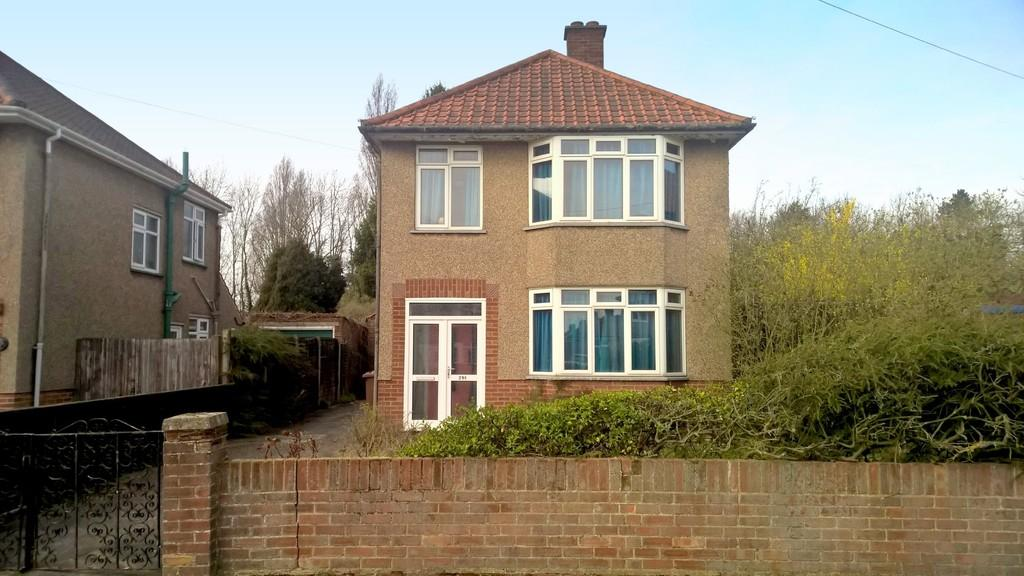 3 Bedrooms Detached House for sale in Brunswick Road, Ipswich, Suffolk