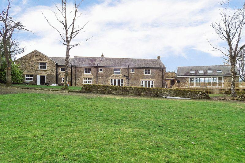 6 Bedrooms Semi Detached House for sale in Bingfield, Northumberland
