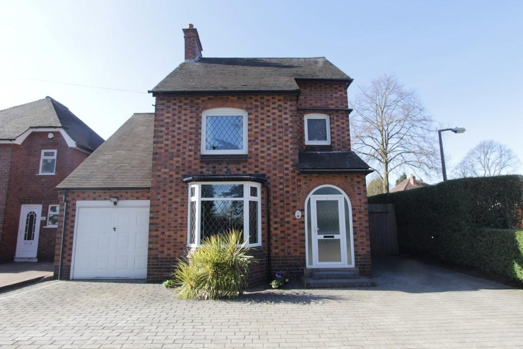 4 Bedrooms Detached House for sale in Ashby Road, Tamworth