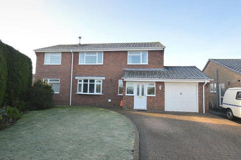 5 bedroom detached house for sale - Stour View Gardens, Wimborne