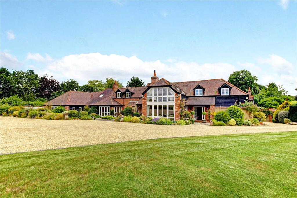 6 Bedrooms Unique Property for sale in Marlston Hermitage, Thatcham, Berkshire, RG18