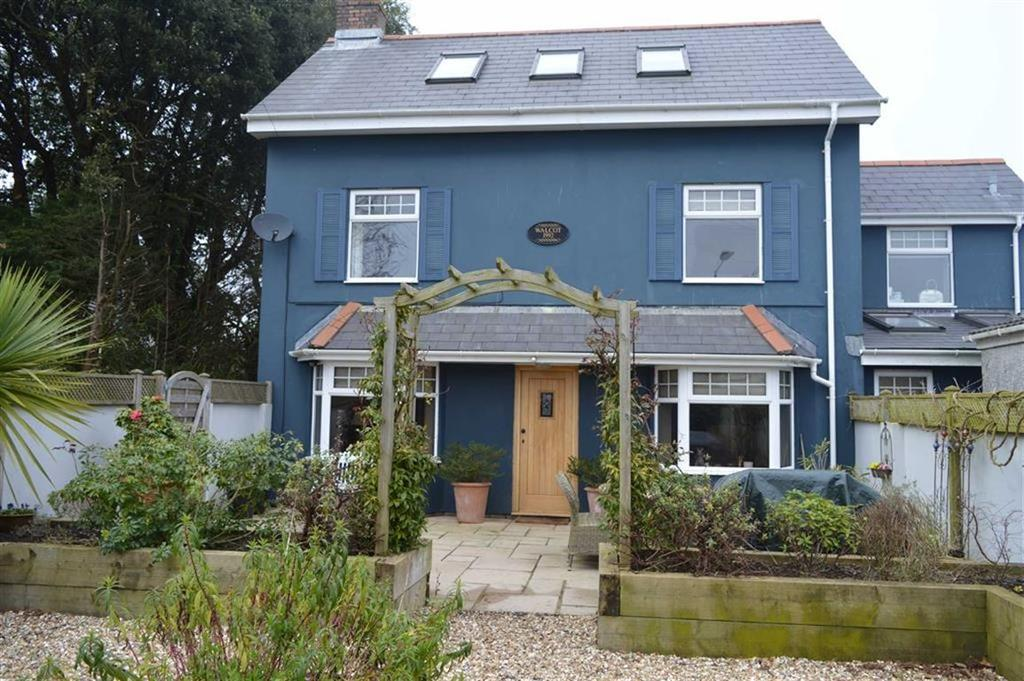 4 Bedrooms Cottage House for sale in Caswell Road, Newton, Swansea
