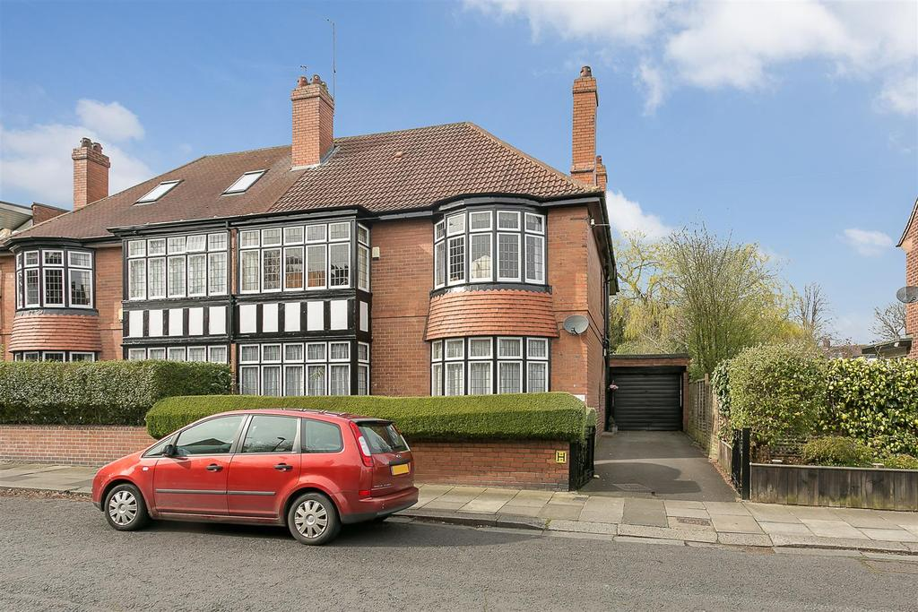 4 Bedrooms Semi Detached House for sale in Westfield, Gosforth, Newcastle upon Tyne