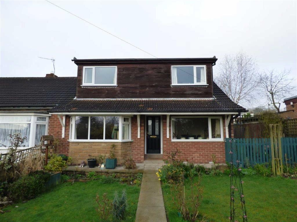 3 Bedrooms Semi Detached Bungalow for sale in Rowley Road, Little Weighton, Cottingham, HU20