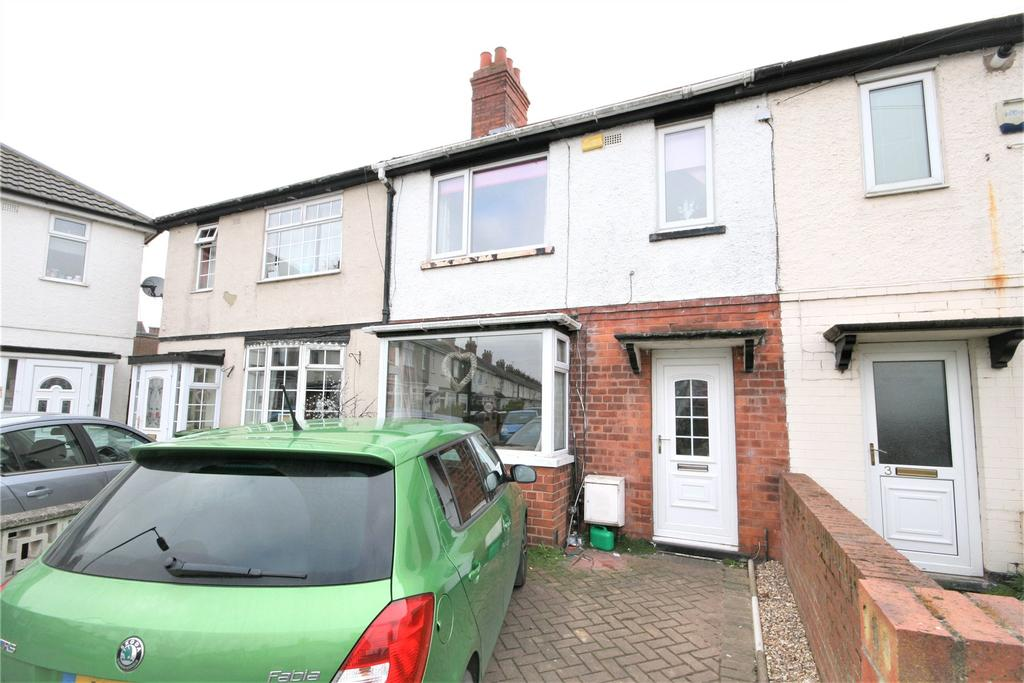 3 Bedrooms Terraced House for sale in Selbourne Road, Grimsby, DN34