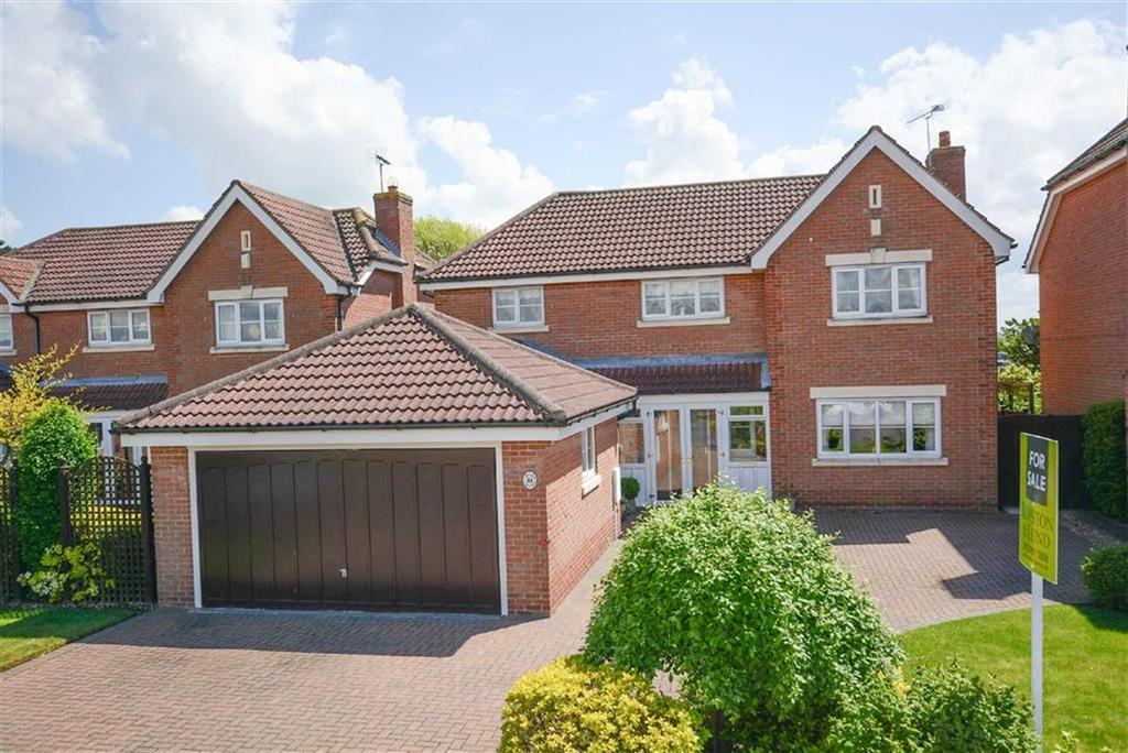 4 Bedrooms Detached House for sale in High Meadow, Tollerton