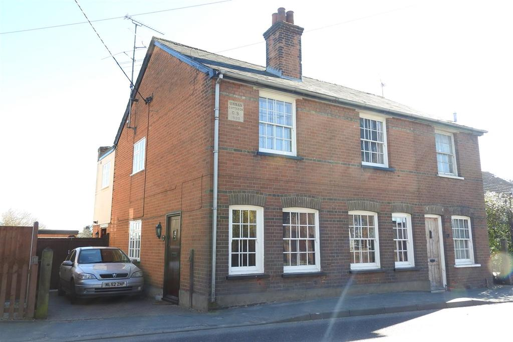 4 Bedrooms Semi Detached House for sale in The Street, Hatfield Peverel, Chelmsford