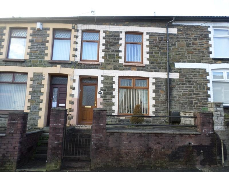 3 Bedrooms Terraced House for sale in North Road, Ferndale