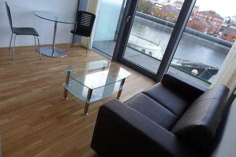 Studio to rent - Abito Salford Quays