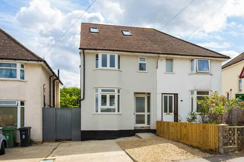 3 bedroom semi-detached house for sale - Finmore Road, Oxford