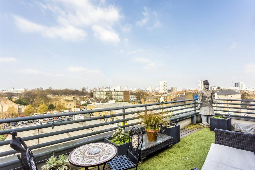 3 Bedrooms Flat for sale in Lavender House, 1B Ratcliffe Cross Street, Limehouse, London