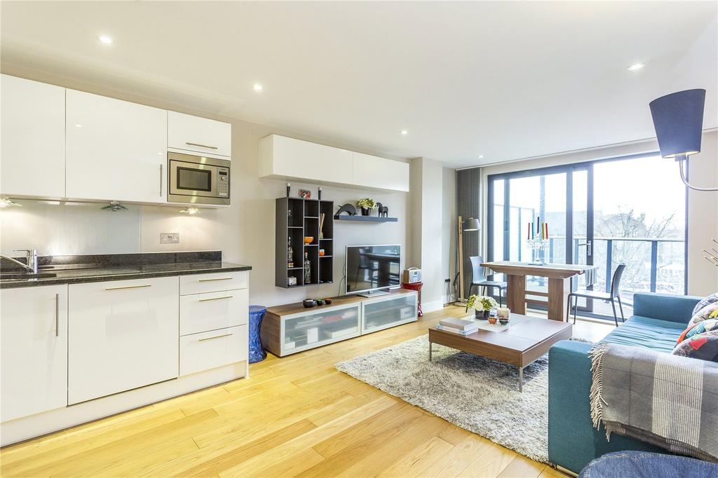 2 Bedrooms Flat for sale in Westminster Bridge Road, London