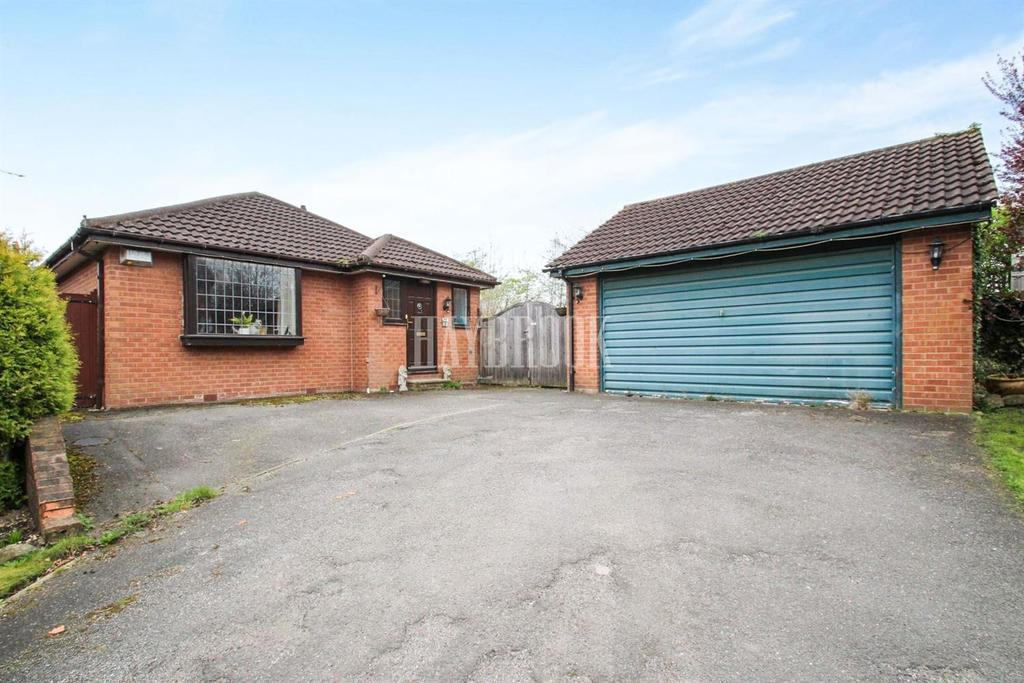 3 Bedrooms Bungalow for sale in Cutler Close, Killamarsh