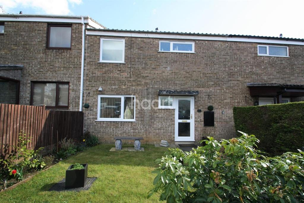 3 Bedrooms Terraced House for sale in Anne Bartholomew Road, Thetford