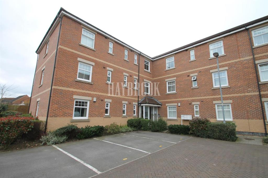 2 Bedrooms Flat for sale in Oxclose Park Gardens, Sheffield