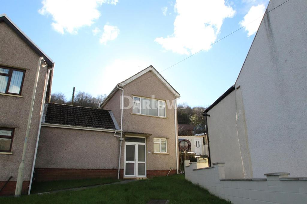3 Bedrooms Semi Detached House for sale in Nant- Y - Fedw, Mountain Ash