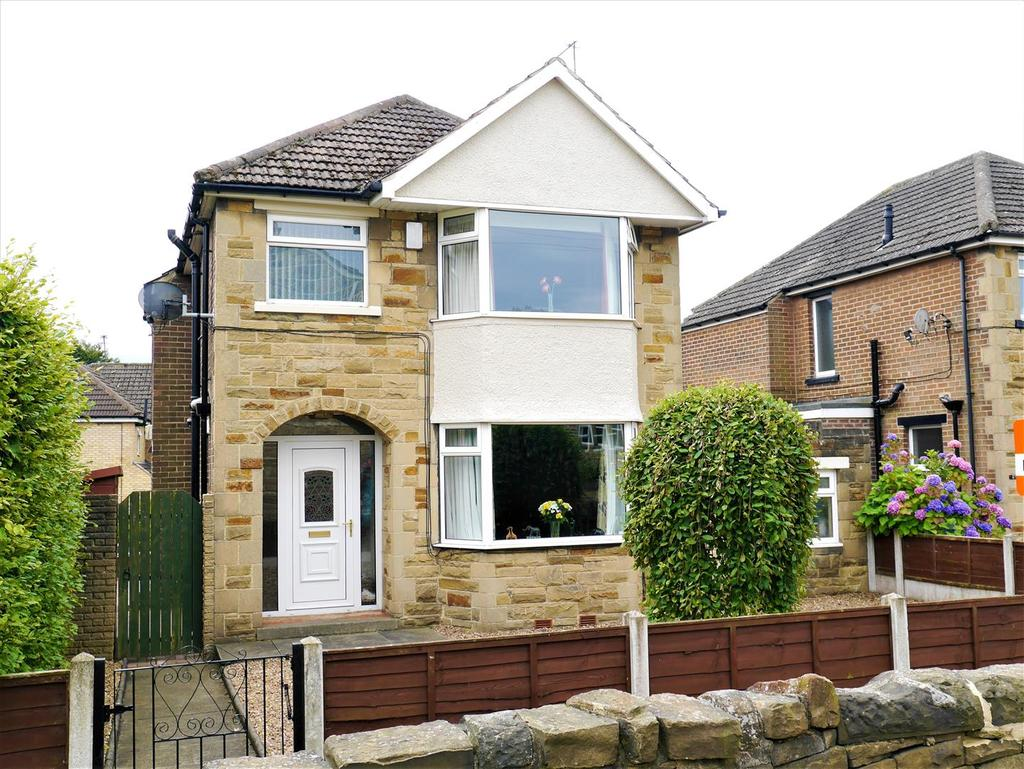 3 Bedrooms Detached House for sale in Bradford Road, Birkenshaw, BD11 2AA