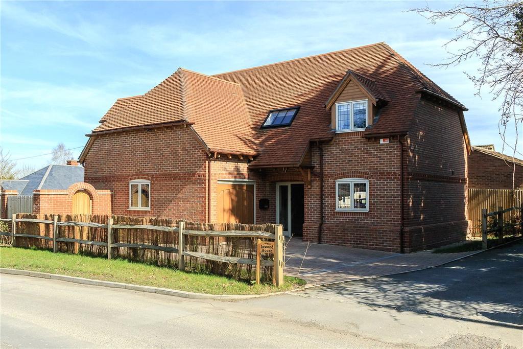 4 Bedrooms Detached House for sale in Brimpton Lane, Brimpton, Reading, Berkshire, RG7