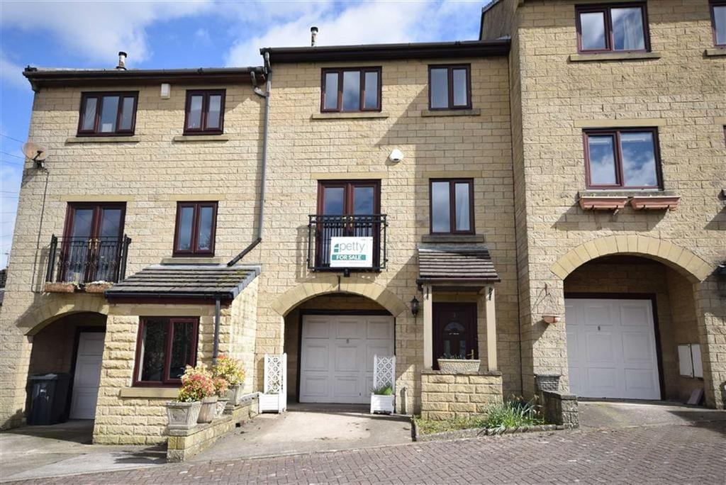 3 Bedrooms Mews House for sale in Towngate Mews, Foulridge, Lancashire