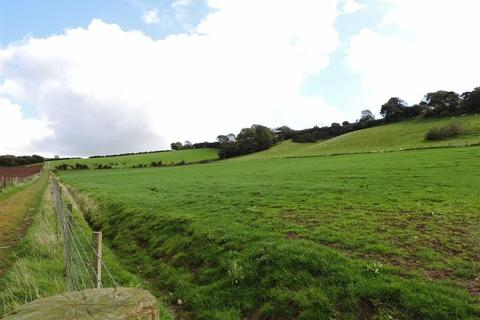 Land for sale - Llansteffan, Carmarthen
