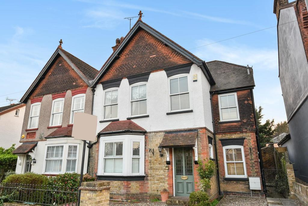 4 Bedrooms Semi Detached House for sale in Moorfield Road, Orpington, BR6