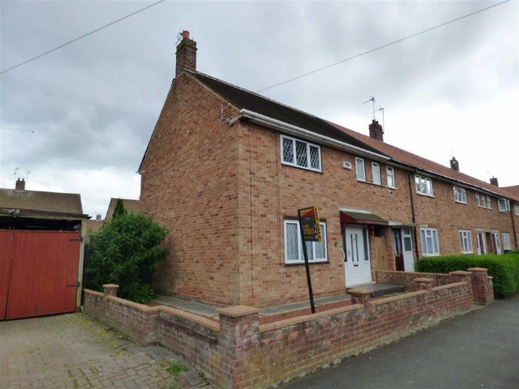3 Bedrooms End Of Terrace House for sale in Corran Garth, Hull, East Yorkshire, HU4