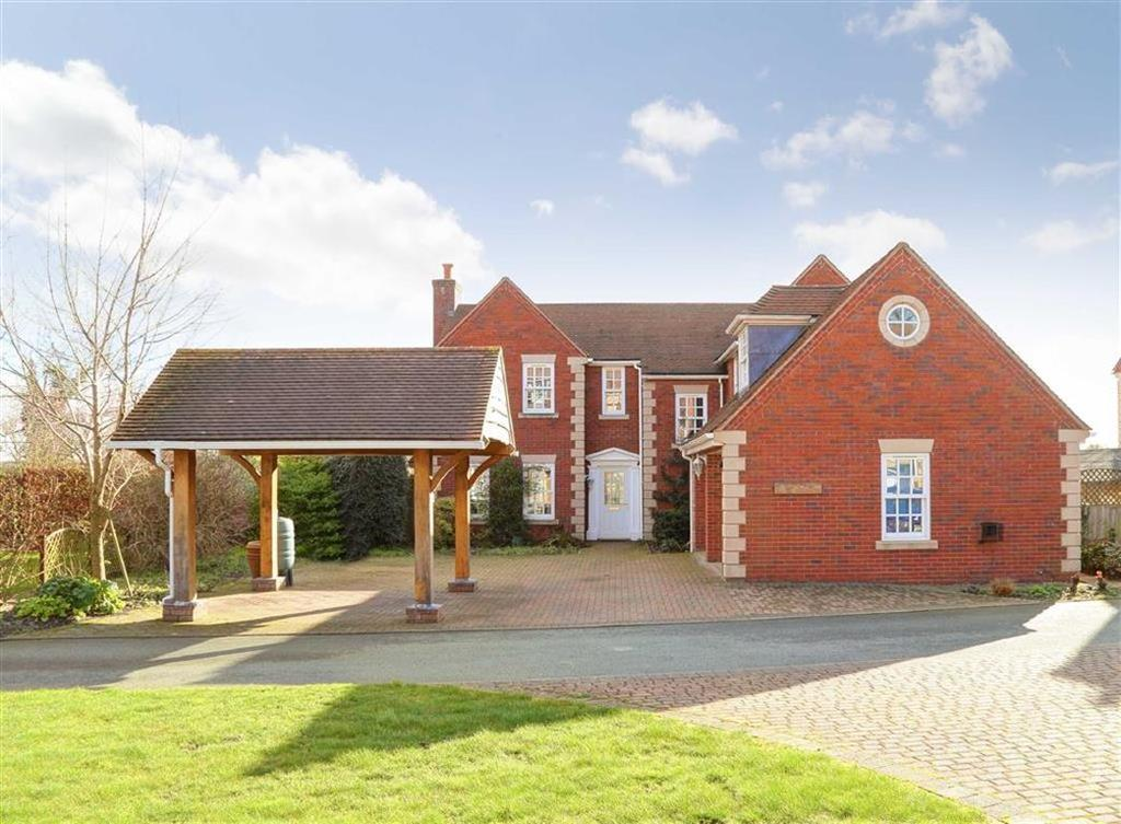 4 Bedrooms Country House Character Property for sale in Orchard Park, Maesbrook, Oswestry, SY10