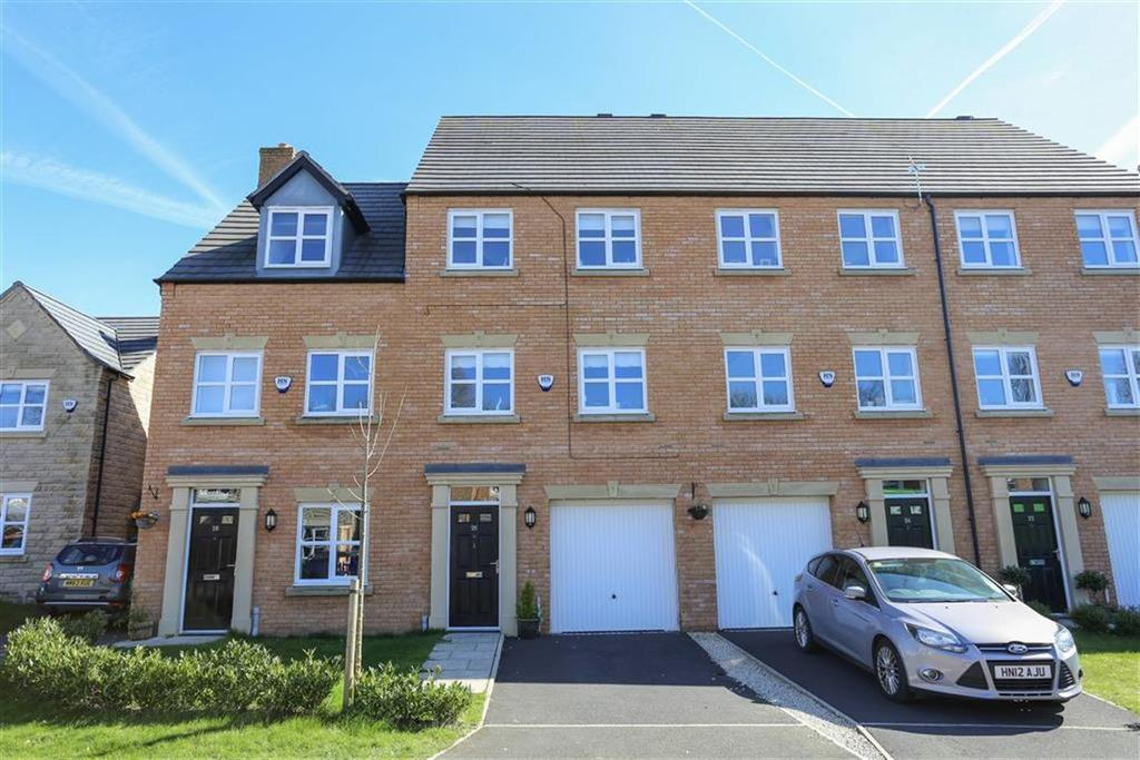 3 Bedrooms Town House for sale in Eastwood Drive, Marple, Cheshire