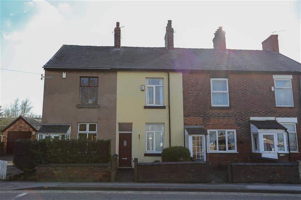 2 Bedrooms Terraced House for sale in Buxton Road, High Lane, Cheshire