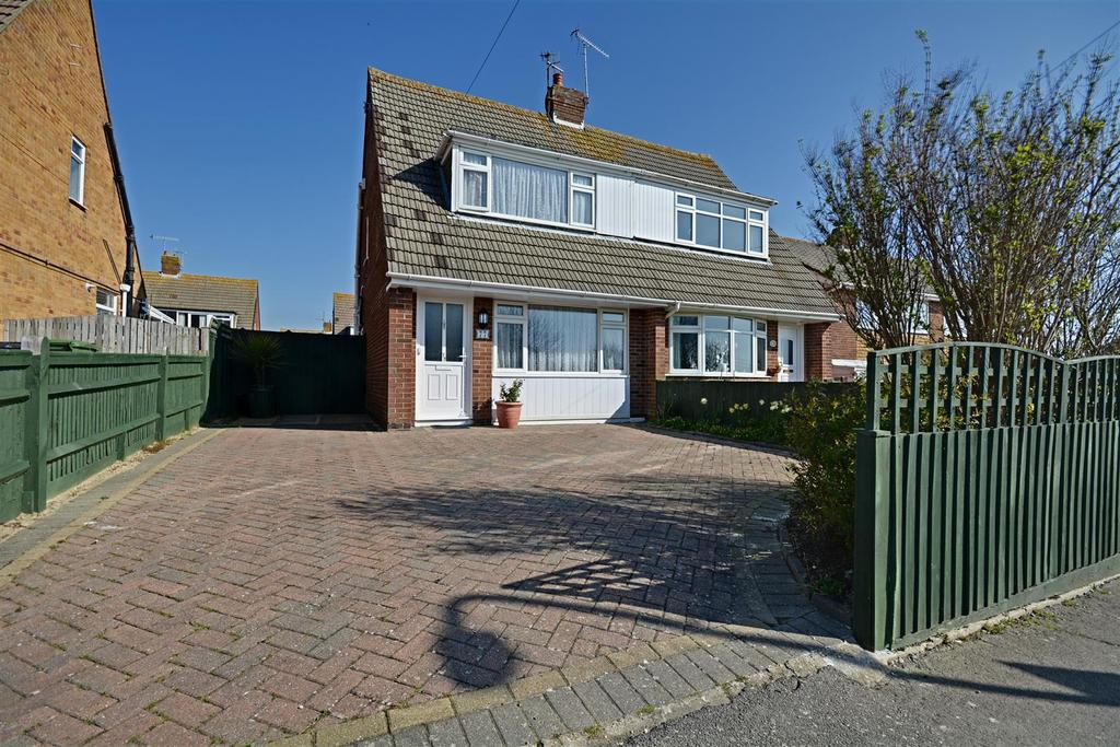 2 Bedrooms Semi Detached House for sale in Pebsham Lane, Bexhill-On-Sea