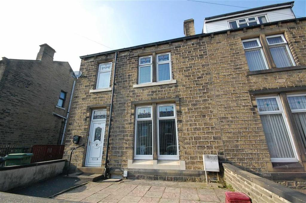 4 Bedrooms Semi Detached House for sale in Yews Hill Road, Lockwood, Huddersfield, HD1