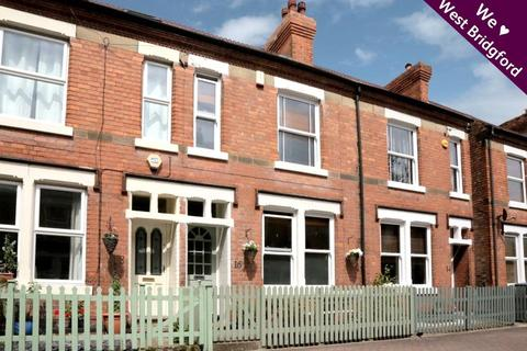 3 bedroom terraced house for sale - Richmond Road, West Bridgford, Nottingham, Nottinghamshire, NG2