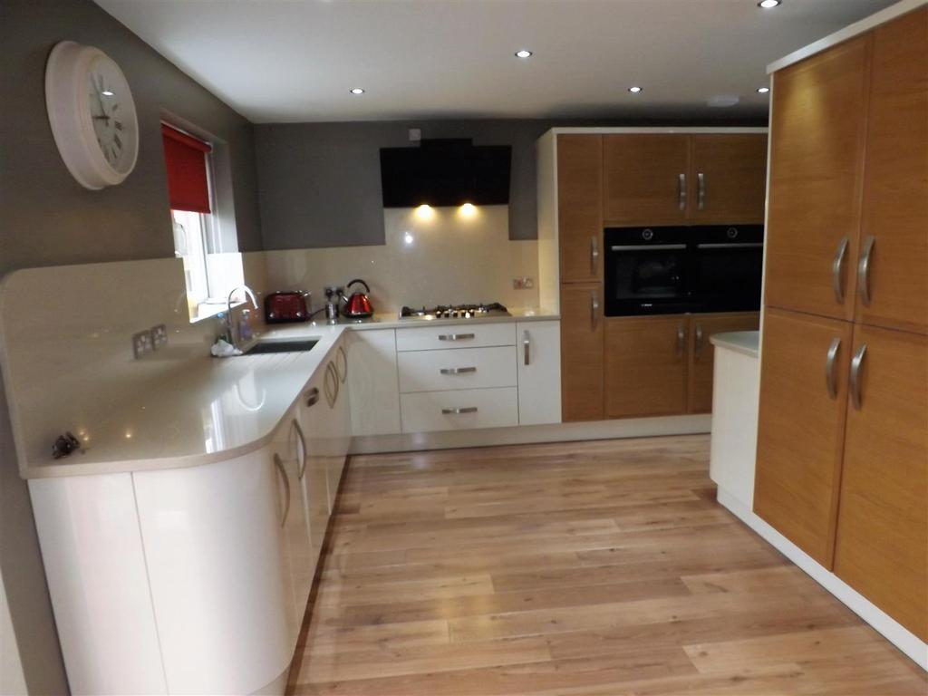 4 Bedrooms Detached House for sale in Breydon Gardens, St. Helens