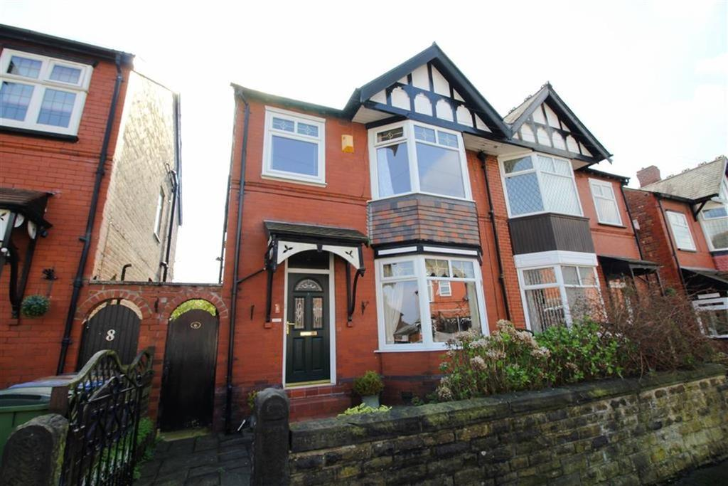 4 Bedrooms Semi Detached House for sale in Bryn Drive, South Reddish, Stockport