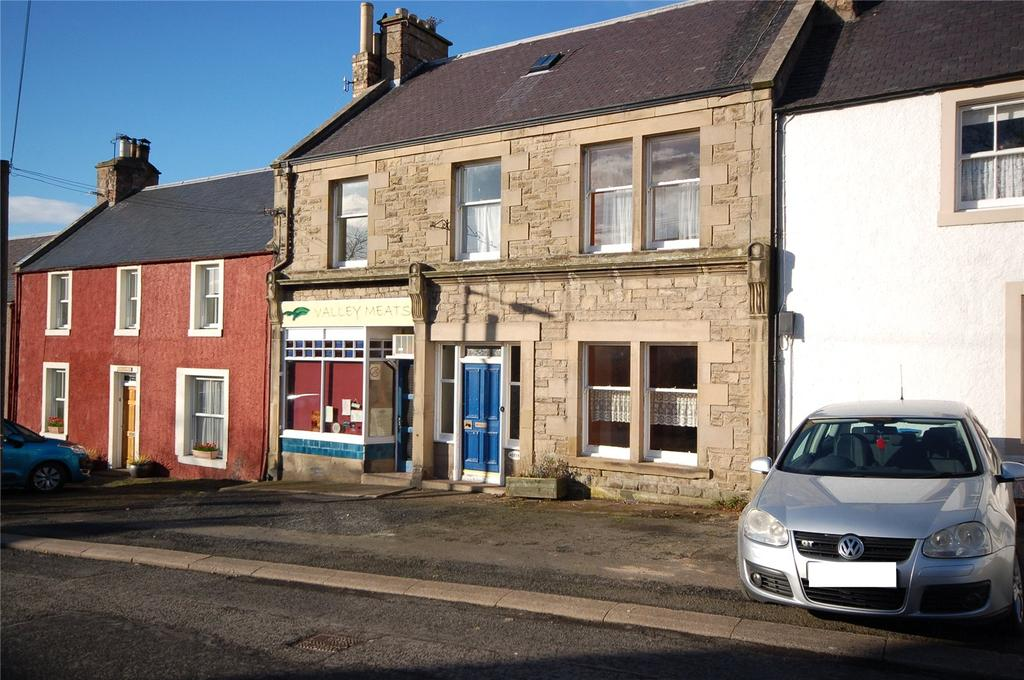 5 Bedrooms Terraced House for sale in Oyen, Main Street, Morebattle, Kelso, Scottish Borders, TD5