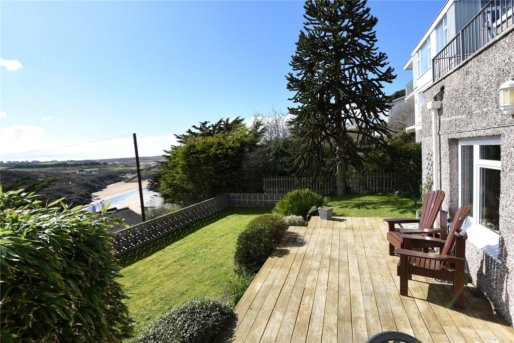 5 Bedrooms Detached House for sale in Magnificent views over the Gannel