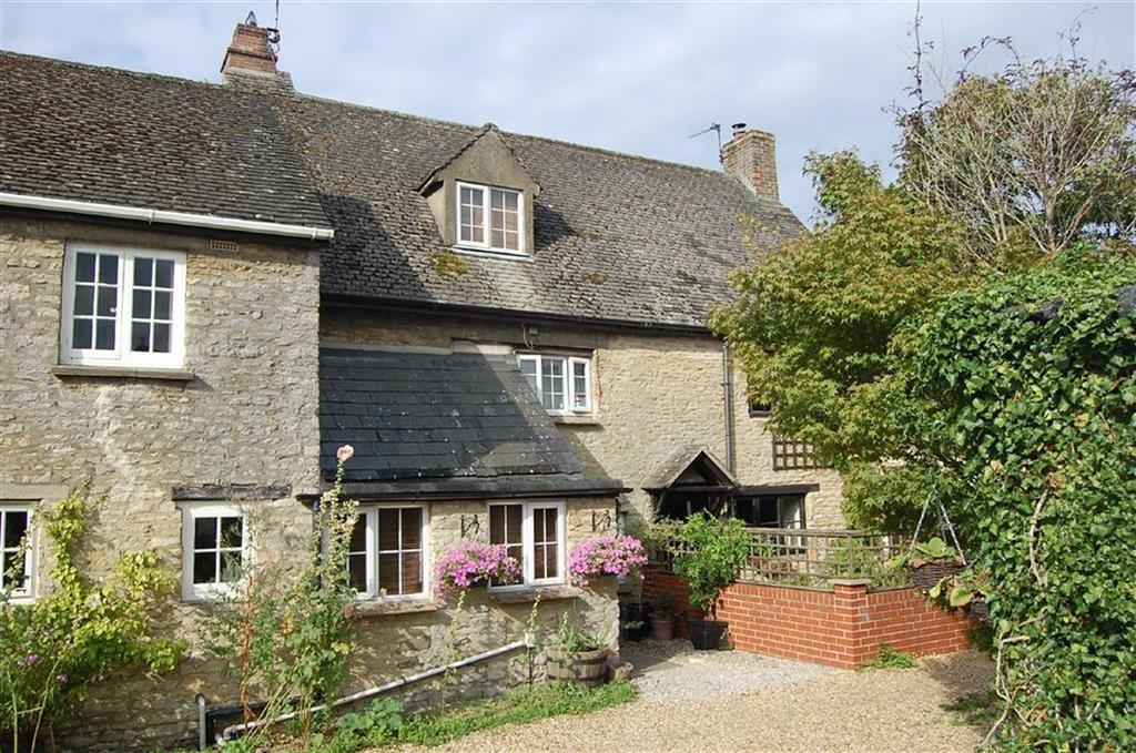2 Bedrooms Cottage House for sale in Bramble Cottage, 2 Lane End, Station Road, Launton