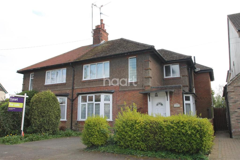 4 Bedrooms Semi Detached House for sale in Westmead Avenue, Wisbech