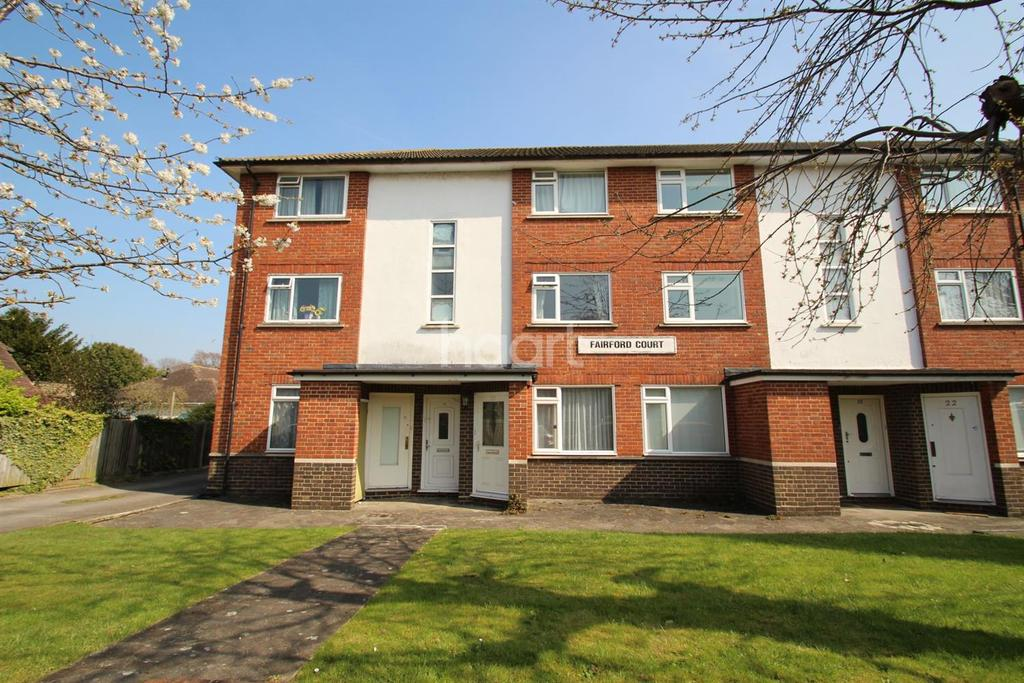 2 Bedrooms Flat for sale in Fairford Court, Sutton, SM2