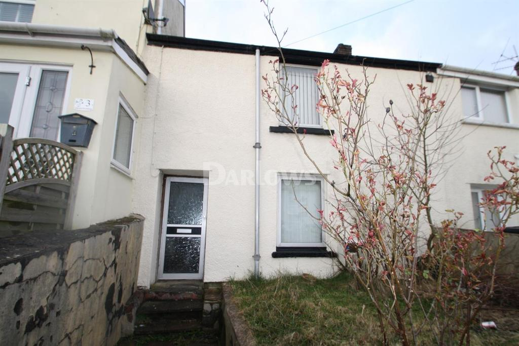 2 Bedrooms Terraced House for sale in King Street, Nantyglo, Gwent