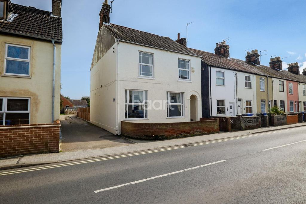 4 Bedrooms Detached House for sale in Oulton Road, Lowestoft