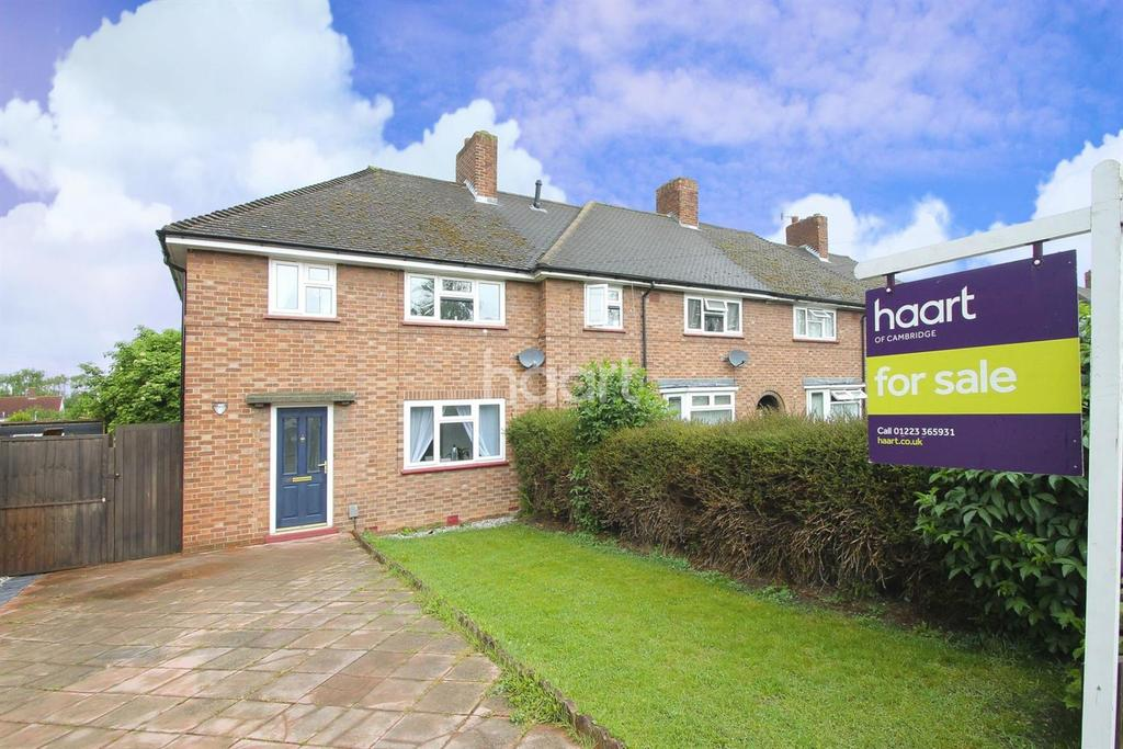 3 Bedrooms Semi Detached House for sale in Ditton Fields, Cambridge