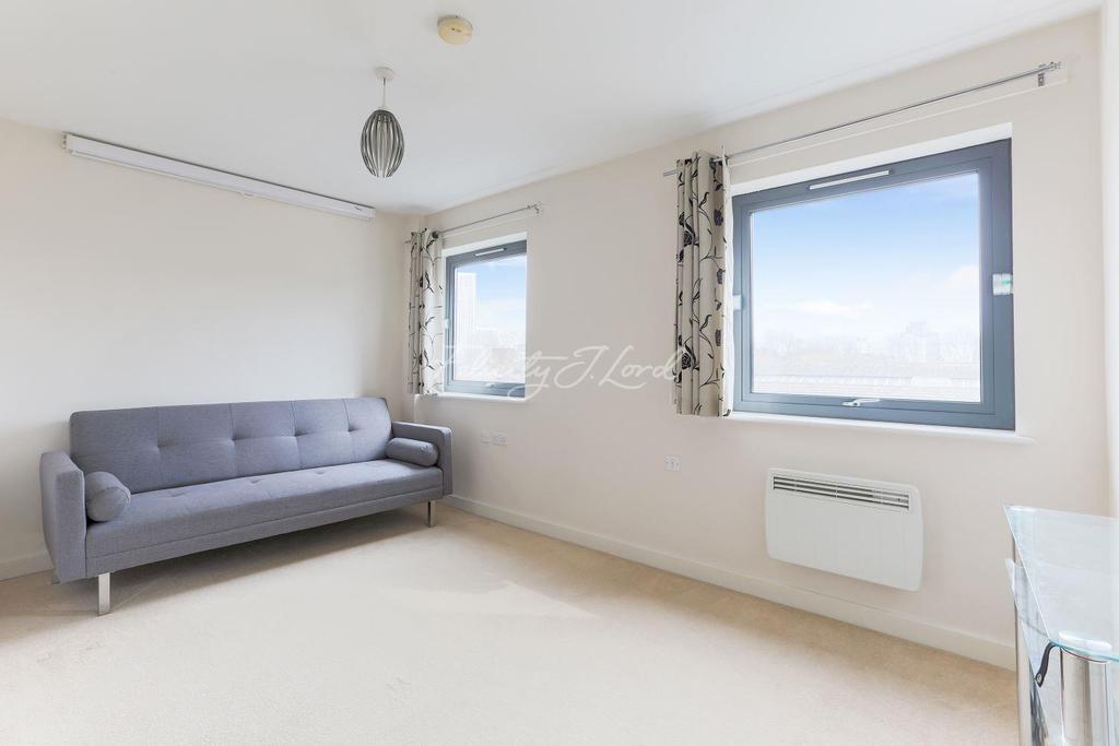 1 Bedroom Flat for sale in Edward Heylyn House, E3